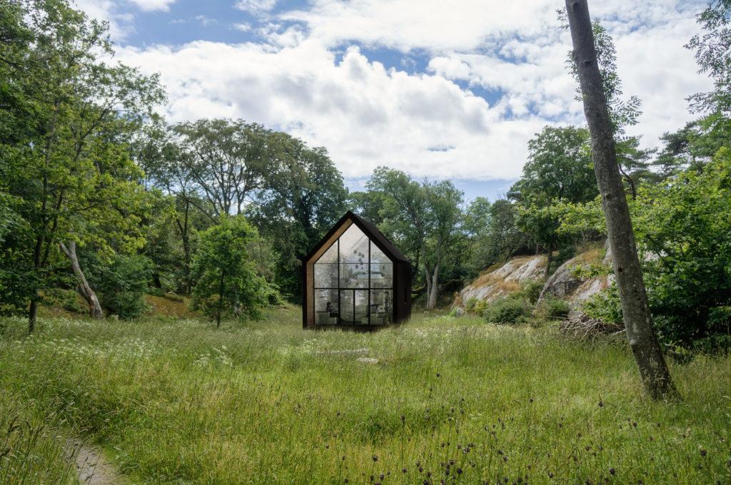 D'johr ÜTE - nano habitat de 40m² avec mezzanine
